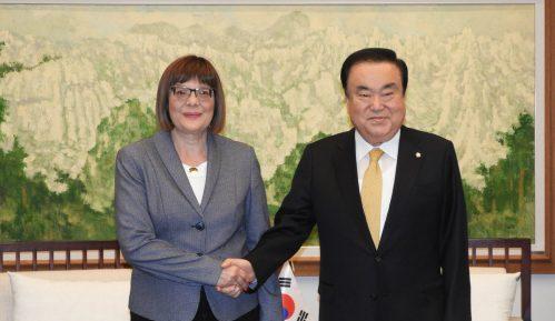 Potpisan Memorandum o razumevanju Srbije i Koreje 4