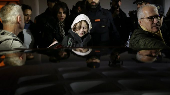 Greta Tunberg pridužila se aktivistima za klimu u Madridu 3