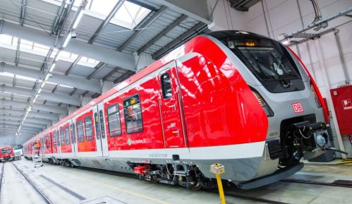 Danska uvodi vozove na baterije 2