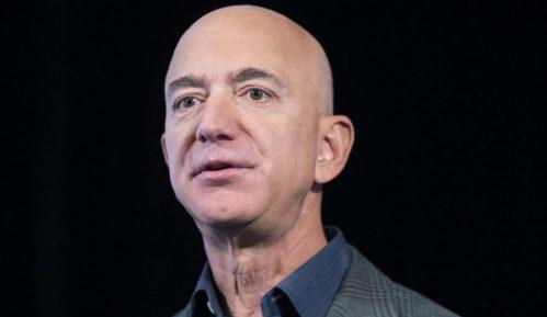 Džef Bezos biznismen decenije 1