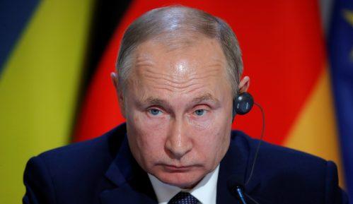 Podrška Putinu 78 odsto 1