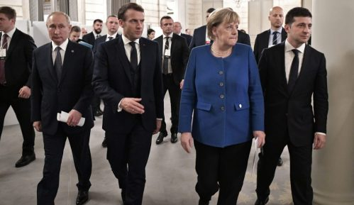 Sastanak Makrona i Merkel u ponedeljak u Nemačkoj 13