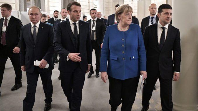 Sastanak Makrona i Merkel u ponedeljak u Nemačkoj 6