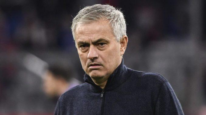 Murinjo novi trener Rome od sledeće sezone 1