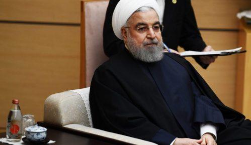 Rohani: Poseta iračkog premijera Iranu je prekretnica u našim odnosima 1