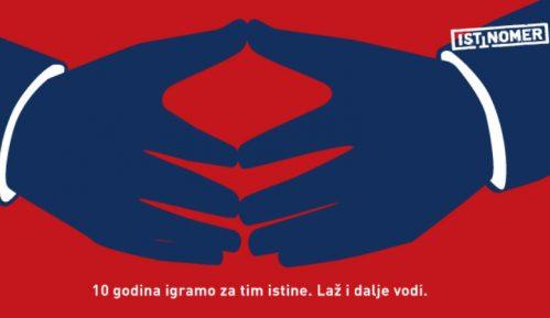 """Nagrada portalu Istinomer za aplikaciju """"Proveri me"""" 1"""