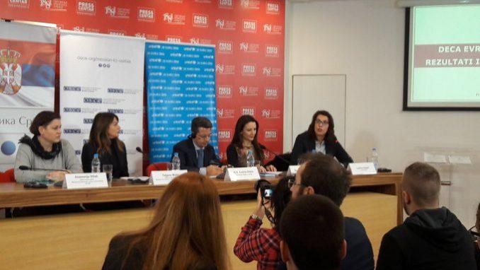 Deca u Srbiji svakog dana na internetu provedu oko tri sata 1