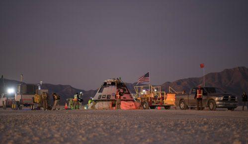 Boingova kapsula se vratila na Zemlju nakon neuspelog lansiranja 14