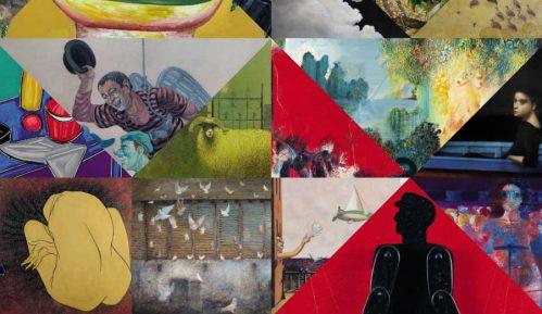 Izložba radova iz Kolekcije Petrović u Galeriji '73 62