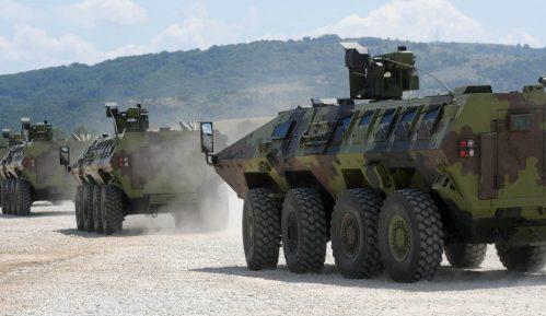 MOD: Počela obuka na Lazaru 3 i BRDM-2MS 15