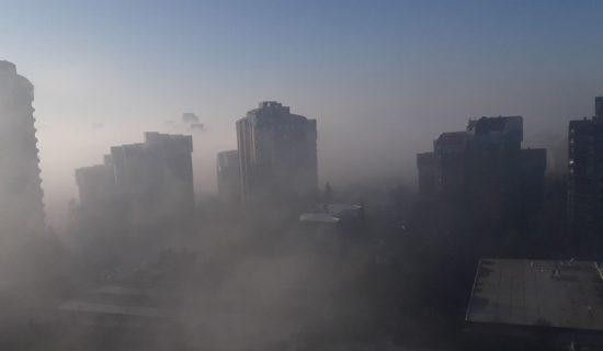 AMSS: Uslovi u saobraćaju povoljni, oprez zbog magle 13