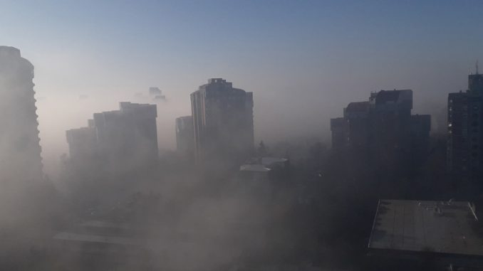 Air Visual: U Valjevu vazduh veoma nezdrav, Beograd peti najzagađeniji grad na svetu 2