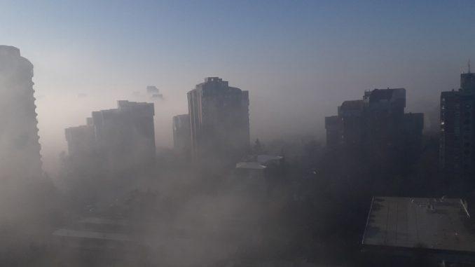 Beograd ponovo među najzagađenijim gradovima na svetu 2