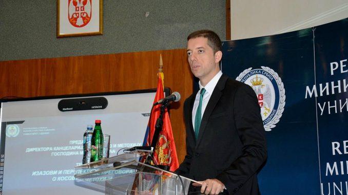 Đurić: Mali izgledi za napredak u odnosima Beograda i Prištine 1