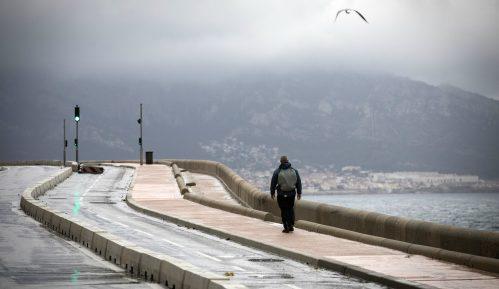 Deo Evrope sutra očekuje oluja Sijara 6