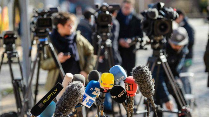 Ranjeno više novinara u Nagorno Karabahu 1