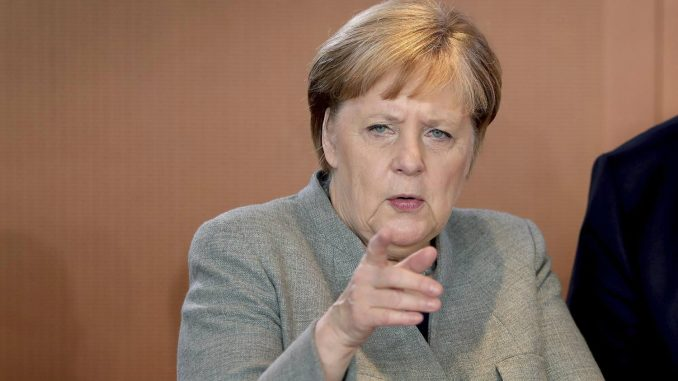 Merkel negativna na prvom testu na korona virus 4