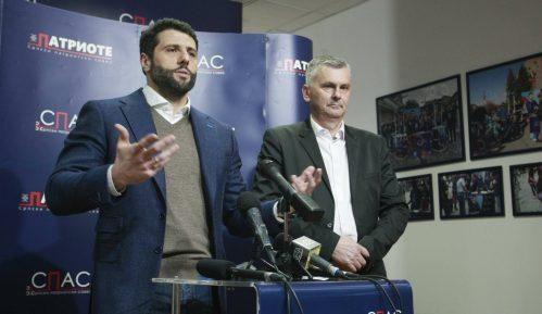 Šapić i Stamatović doneli odluku o udruženom izlasku na lokalne izbore 14