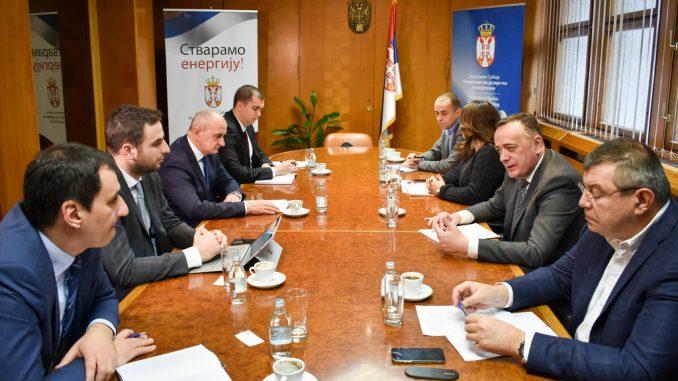 Saradnja Srbije, Republike Srpske i Crne Gore u energetici 1