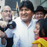 Bivši predsednik Evo Morales se vratio u Boliviju 2
