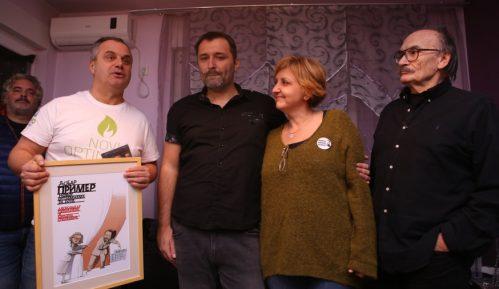 "Dodela nagrade ""Dobar primer Novog Optimizma"" 10. decembra u UK ""Stari grad"" 2"