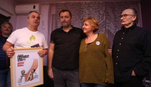 Aleksandar Obradović: Najteže mi pada razdvojenost od sina 2