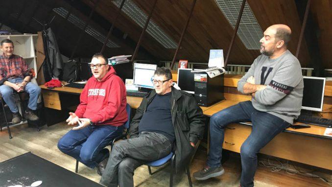 Čitaoci debatovali sa Basarom i Kulačinom u redakciji Danasa (VIDEO) 4