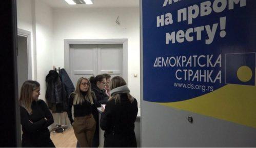 Omladina DS-a isključuje se iz aktivnosti Saveza za Srbiju 5