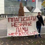 Akcija omladine Narodne stranke: Plagijati, neznanje i laž - Megatrend 9
