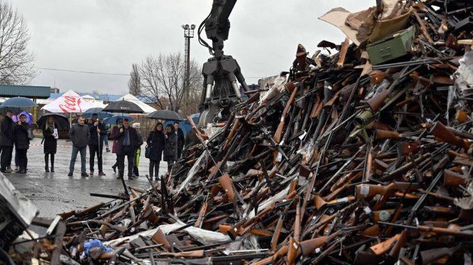 MUP: Uništeno oko 15.000 komada oružja 2