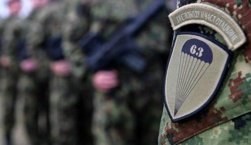 Počelo formiranje 63. padobranske brigade i 72. brigade za specijalne operacije 15