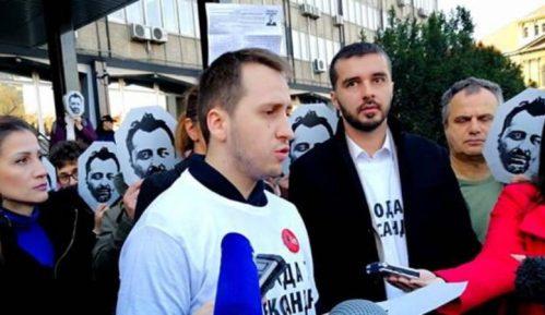 Građani predali Zagorki Dolovac peticiju za oslobađanje Obradovića (VIDEO) 6