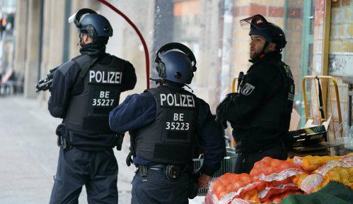 Incident u Berlinu, čuli se pucnji 6