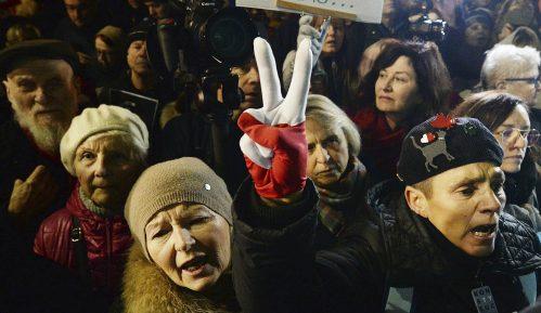 Protesti u Poljskoj zbog zakona koji preti narušavanju podele vlasti 12