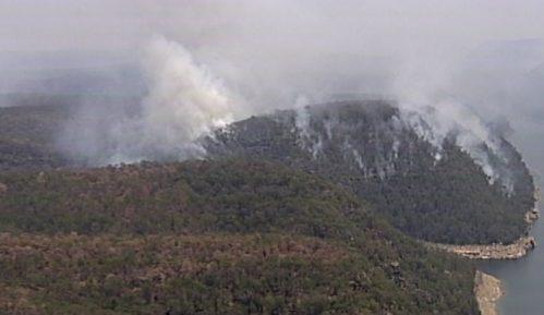 Vrućina prži Australiju, veliki požari 1