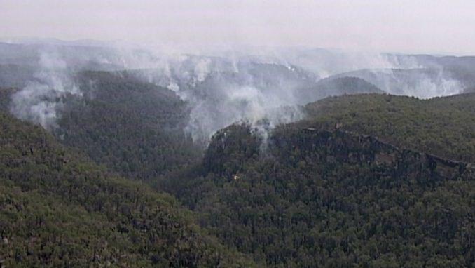 Nekoliko hiljada turista bi moglo da bude ugroženo zbog požara u Australiji 3