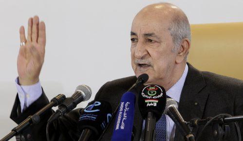 Novi predsednik Alžira u četvrtak polaže zakletvu, na demonstracijama deset povređeno 12