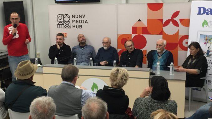 Održana promocija Koraksovog kalendara u Novom Sadu (FOTO, VIDEO) 2