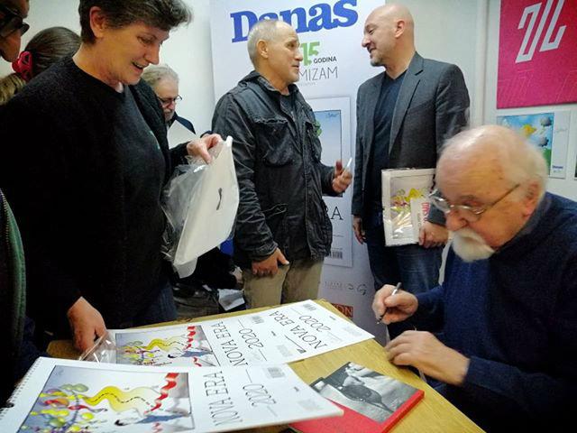Promocije Koraksovog kalendara 22. januara u Vršcu, 24. januara u Valjevu 3