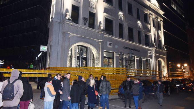 Protest SZS protiv režima i ovog petka održan u Novom Sadu 2
