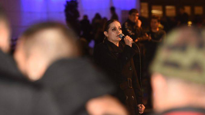 Protest u Novom Sadu: RTS je samo partijsko glasilo (FOTO) 1