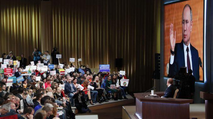 Putin: Opoziv Trampa zasniva se na potpuno izmišljenim optužbama 2