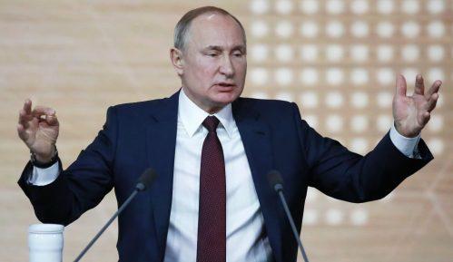Putin imenovao šefa poreske uprave Mihajla Mišustina za novog premijera 11