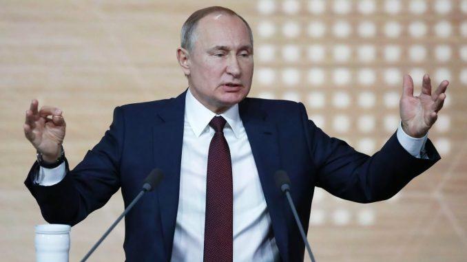 Putin nije isključio formiranje rusko-kineskog vojnog saveza u budućnosti 1