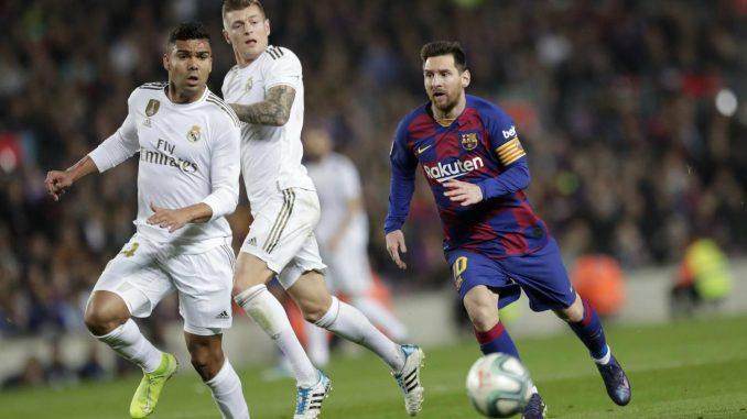 Bez golova u derbiju Barselone i Real Madrida, ispred stadiona neredi 1