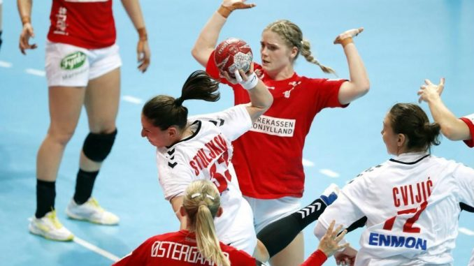 Rukometašice Srbije u kvalifikacijama za OI 2020 1