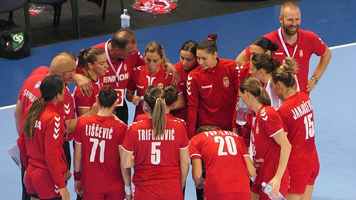 Srbija ubedljiva protiv Kube za drugu pobedu na SP 1