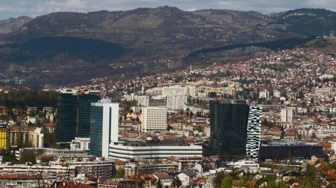 Vazduh u Sarajevu opasan po zdravlje 2