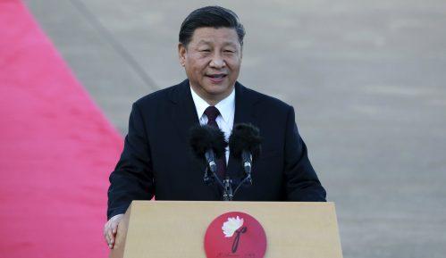Si Đinping u novogodišnoj poruci pozvao na stabilnost u Hongkongu 8