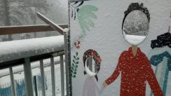 Na Avali pao prvi sneg (FOTO) 2